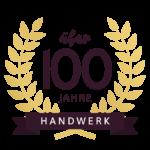 über 100 Jahre Handwerk